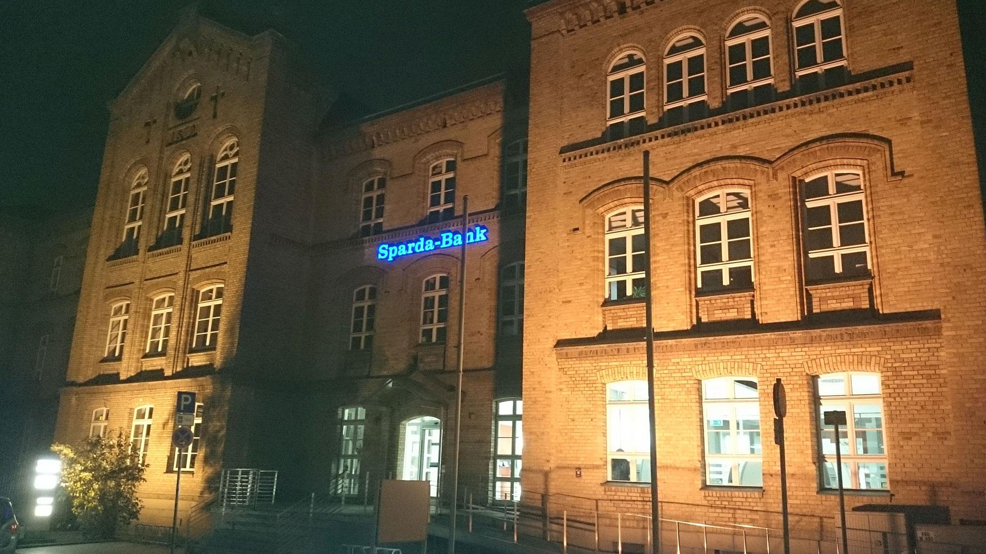 Sparda Bank im Objekt Augustmauer in Erfurt