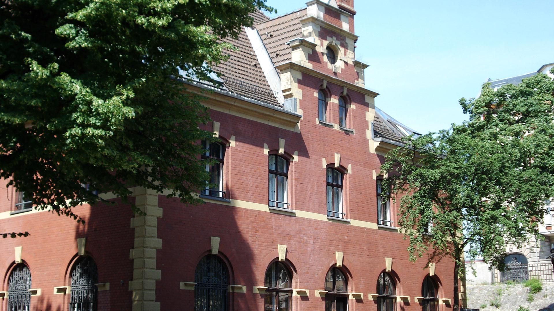 Büros im historischen