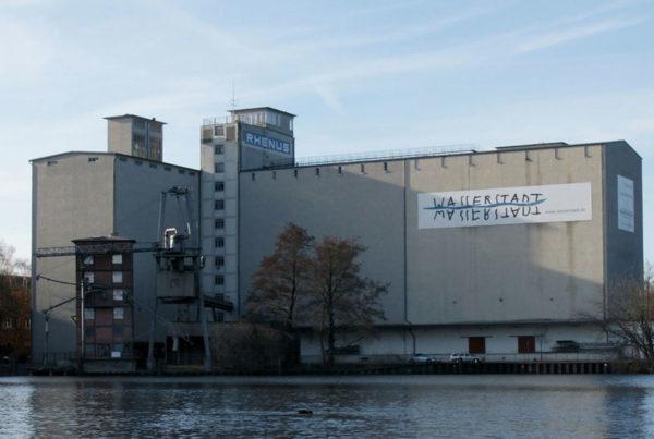 Eiswerder Speichergebäude in 2012