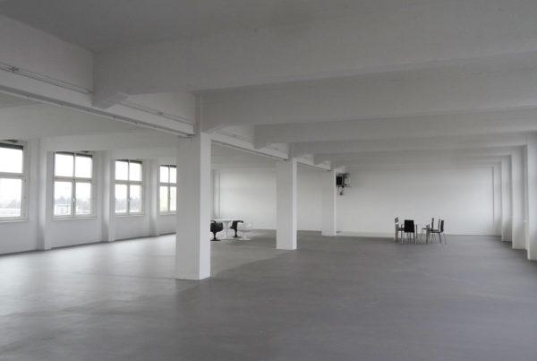 Manufaktur Tempelhof Musterfläche